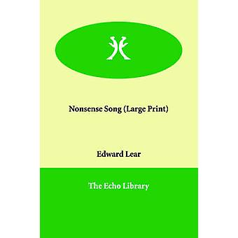 Nonsense Song by Lear & Edward