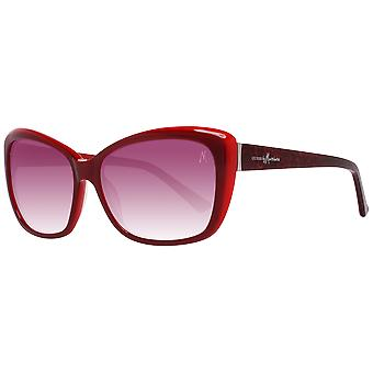 Guess by Marciano Sonnenbrille Damen Rot