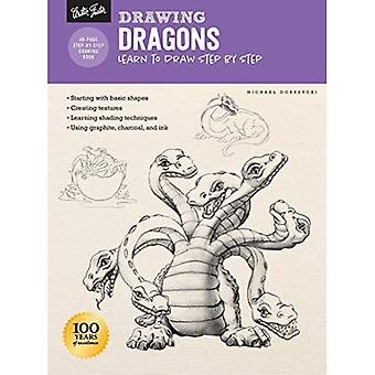 Drawing: Dragons: Learn to draw step by step (How to� Draw & Paint)