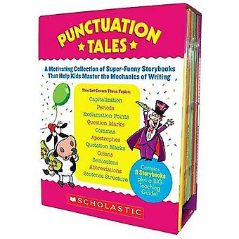 Punctuation Tales - A Motivating Collection of Super-Funny Storybooks