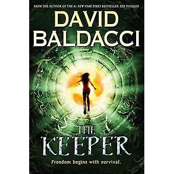 The Keeper (Vega Jane - Book 2) by David Baldacci - 9780545831949 Book