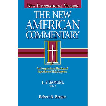 1 - 2 Samuel - The New American Commentary by Robert D Bergen - 978080