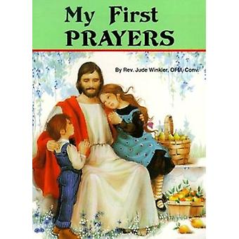My First Prayers by Winkler - Jude - 9780899424903 Book
