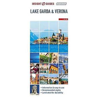 Insight Guides Flexi Map Lake Garda & Verona by Insight Guides - 9781