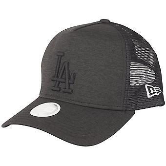 New Era Damen Trucker Cap - SHADOW LA Dodger schwarz