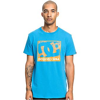 DC Brilliant Blue On The Strength T-Shirt