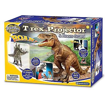 Brainstorm Toys T Rex Projector & Room Guard