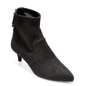 Cole Haan Womens Harlow Stretch Bootie Pointed Toe Ankle Fashion Boots
