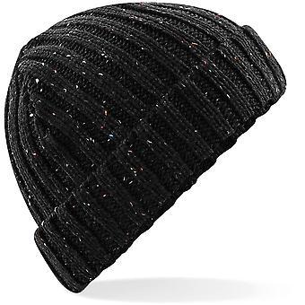 Beechfield - Rustic Fleck Beanie Hat