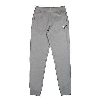 Ea7 EA7 Logo Train Core ID Pants Grey