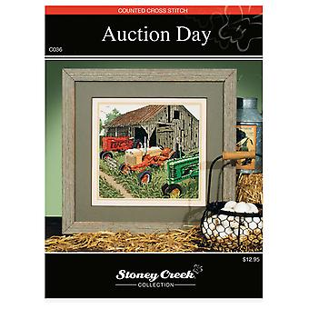 Stoney Creek Chart Packs Auction Day Scc C036