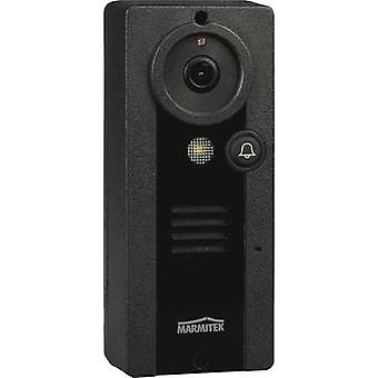 Video door intercom Radio Outdoor panel Marmitek 08282