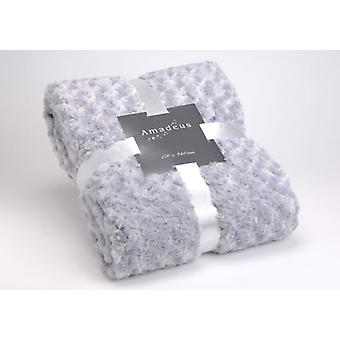 Amadeus Light Gray blanket 170x240cm (Home , Textile , Blankets)