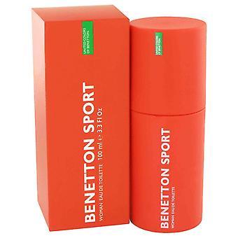 Benetton Sport By Benetton Edt Spray 100ml