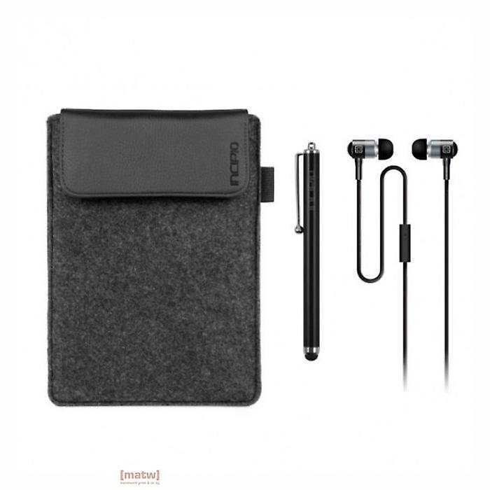 Incipio ID-604 Starter Pack with Filztasche, headset and stylus tablet and e-reader 17.8 cm (7 inches)