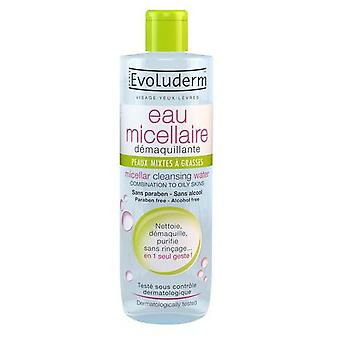 Evoluderm Micellar Water Evoluderm 500 P / Mixed-Fat