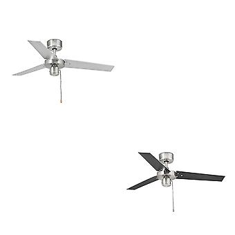 "Faro ceiling fan Factory 106 cm / 42"" with pull cord"