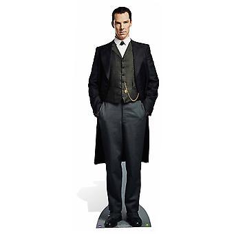 Sherlock Holmes (Benedict Cumberbatch) da Sherlock Lifesize ritaglio di cartone / Standee / Standup