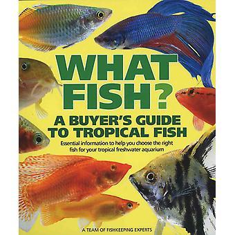 Manuals/encyclopedias What Fish?