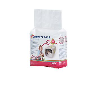 Comfort Pads Size1 37x23cm 12pack