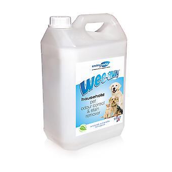 Enviro-værker Wee-lager Pet pletten & Lugt Remover 5 liter