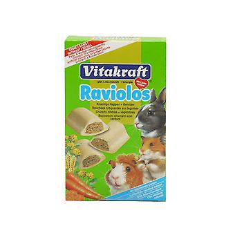 Vitakraft petit Animal Raviolos 100g (paquet de 12)