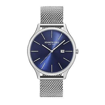 Kenneth Cole New York men's watch wristwatch stainless steel KC15096004