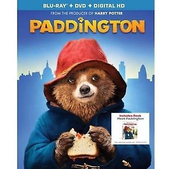 Paddington [Blu-ray] USA import