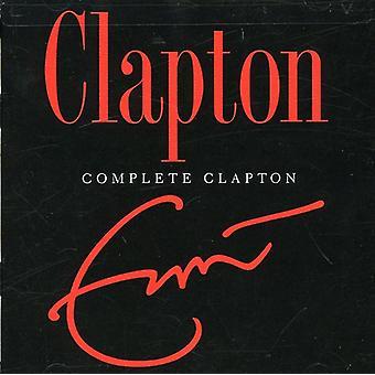Eric Clapton - Eric Clapton: Complete Clapton [CD] USA import