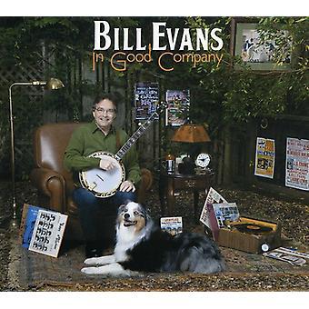 Bill Evans - i godt selskab [CD] USA import