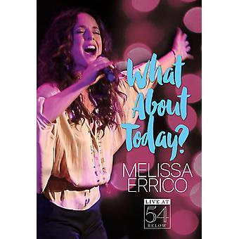 Melissa Errico - hvad med i dag? -Live på 54 nedenfor [DVD] USA import