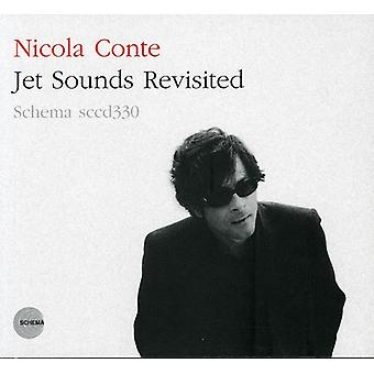 Nicola Conte - Jet lyde Revisited [CD] USA import