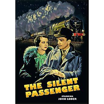 Silent Passenger [DVD] USA import