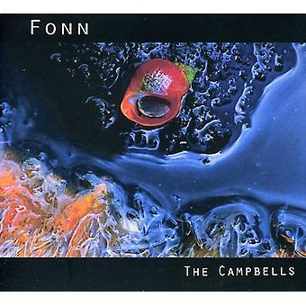 Campbells - Fonn [CD] USA import