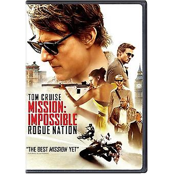 Mission: Impossible - Rogue Nation [DVD] USA import