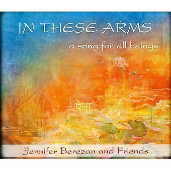 Jennifer Berezan - med disse våben en sang for alle væsener [CD] USA import