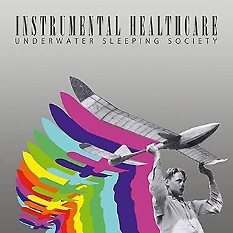 Undervands Sleeping samfund - instrumentale sundhedsydelser [Vinyl] USA importerer