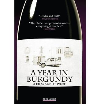 År i Bourgogne [DVD] USA import