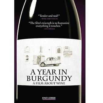 Year in Burgundy [DVD] USA import