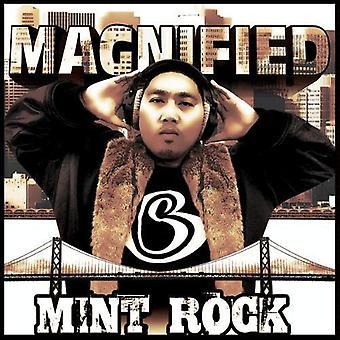 Mynte Rock - forstørret [CD] USA importerer