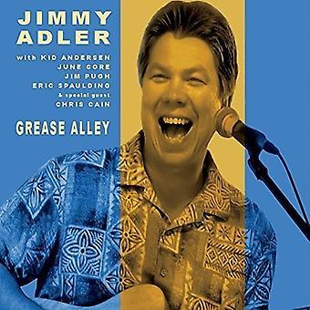 Jimmy Adler - vet Alley [CD] USA import
