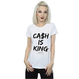 Johnny Cash kvinders kontanter er kongen T-Shirt