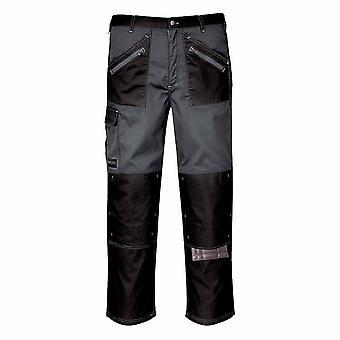 sUw - クロム 2 トーン作業服ズボン