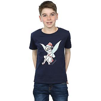 T-Shirt de fées Disney garçons fée clochette Noël
