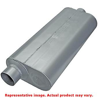 Flowmaster Performance Muffler - 70 Series Big Block II 53071 3.00in Offset In
