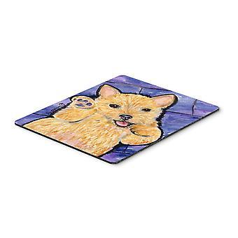 Carolines Treasures  SS8911MP Norwich Terrier Mouse Pad / Hot Pad / Trivet