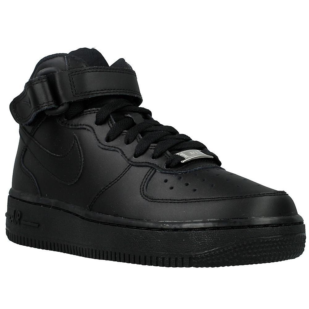 Nike Air Force 1 Mid GS 314195004 universal all year kids shoes