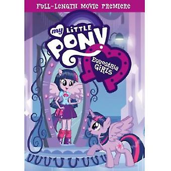 My Little Pony - Equestria Girls [DVD] USA import