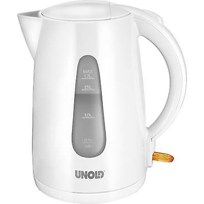 Kettle cordless Unold White (glossy)