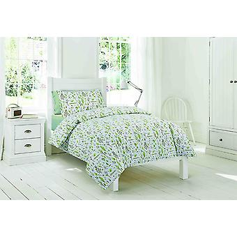 Easy-Fit Duvet Lilac Floral